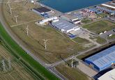 Kop van de Bijleveldhaven, vestiging van Kloosterboer.