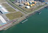 Luchtfoto Vlissingen-Oost van de hoek Scaldiahaven en Van...