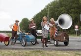 Officiele opening het Maintenance Valuepark in Terneuzen, naast de...