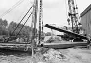 Het vernieuwen van een damwand aan Zijkanaal B ter hoogte van...