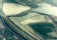 Luchtfoto bouwrijp maken terrein aan de Quarleshaven en nog aan te...