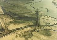Dam sloekreek HV 14/ Aanleg Quarleshaven HV 22