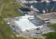 Bedrijfslocatie AMC aan de Denemarkenweg en Bijleveldhaven voor de...
