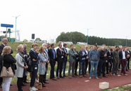 Officiele opening het Maintenance Valuepark in Terneuzen, naast de...