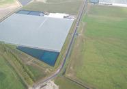 Glastuinbouwgebied in de Autrichepolder.