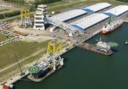 Project opbouwen stinger voor heavy lift en piping vessel Pioneering...