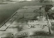 Luchtfoto hoek Sloehaven met de Van Cittershaven.