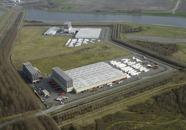 Valuepark Terneuzen met bedrijven Katoennatie en Ravago  bij DOW