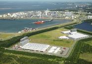 Ravago en Katoen Natie Logipark, Braakmanhaven en Dow Chemical.