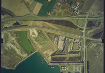 Luchtfoto Vlissingen-Oost, Quarleshaven.
