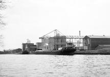 Stijfsel- en glucosefabriek (Cerestar) te Sas van Gent.