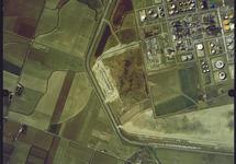 Luchtfoto Sloegebied, omgeving Total.