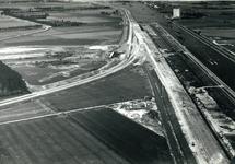 Werkzaamheden kanaalverbreding ter hoogte van Sluiskil.
