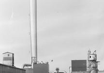 Vestiging van de suikerfabriek CSM te Sas van Gent.