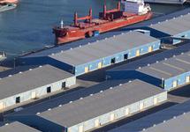 Verbrugge Scaldia terminal(VST) met de Scaldiahaven