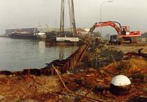 Vernieuwen gedeelte kademuur van de Noorderkanaalhaven, uitgevoerd uit...
