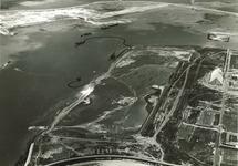 Terreinophoging Hoechst III met zand uit de haven, bestek nr. Z 1244....