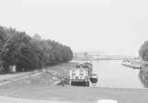 Zijkanaal E, Kanaaleiland Sas van Gent.