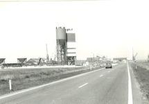 Duitslandweg langs het terrein van De Hoop aan de Zuiderkanaalhaven.