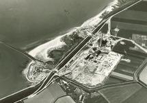 Overzicht van de in aanbouw zijnde PZEM- centrales bij Borssele, met...
