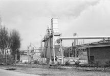 Installatie van de Suiker Unie te Sas van Gent.