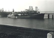 Steiger Dow Chemical in de Braakmanhaven.