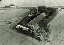 Serie boerderijen havengebied Vlissingen-Oost (Mariahoeve)  Pachter...
