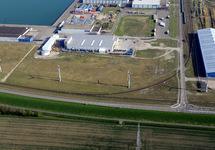 Denemarkenweg, kop van de Bijleveldhaven, AMC Group