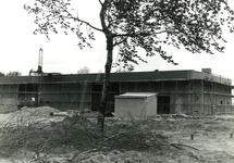 Bouw van de werkplaats / magazijn van het Havenschap Terneuzen aan de...
