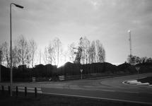 Vestiging van Ovet aan de Massagoedhaven, met de Engelandweg. Gezien...
