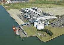 Vestiging van Century Aluminium Vlissingen, voormalig Zalco terrein....