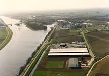 Bedrijven op het industrieterrein Sas van Gent Noord, Obeka,...