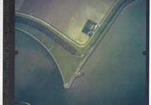 Verticale luchtfoto havengebied Terneuzen. Coordinaten: 373865-44825....