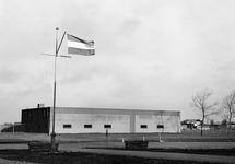 Werkplaats van het Havenschap Terneuzen aan de Engelandweg.