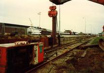 Vernieuwen van een stalen damwand aan de oostzijde van zijkanaal A te...