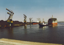 Kaloothaven Vlissingen, Ovet