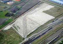Zanddepot aan de Liechtensteinweg
