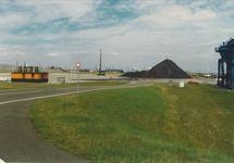 Vestiging van overslagbedrijf Ovet aan de Kaloothaven.