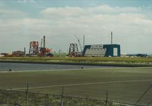 Vestiging van Heerema te Vlissingen-Oost.