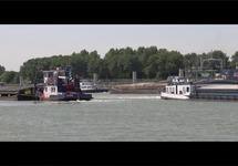 Artist impresie project Nieuwe Sluis Terneuzen van de Vlaams...