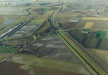 Luchtfoto Frankrijkweg en omgeving, Vlissingen-Oost.