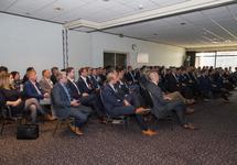 Intermodal event in Hampshire hotel in Terneuzen om verladers,...