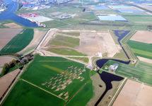 Glastuinbouwgebied, proefsleuven archeologische opgravingen
