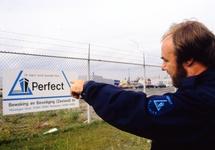 Medewerker van Perfect Bewaking en Beveiliging (Zeeland) BV bij...