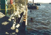 Reconstructie damwand aan zijkanaal E t.b.v Cerestar.
