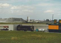 Opslag van fosforslakken door Pelt & Hooykaas te Vlissingen-Oost.