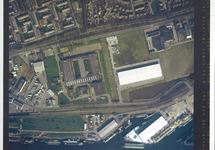 verticale luchtfoto havengebied Terneuzen. Coordinaten: 371375-46585,...