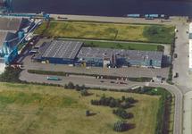 Vestiging van Elocoat B.V. aan de Zwedenweg bij de Zevenaarhaven. Foto...