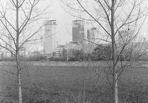 Nederlandse Stikstof Maatschappij (NSM) gefotografeerd vanuit de...