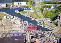 Zijkanaal A. De afgedamde kanaalarm van het Kanaal van Gent naar...